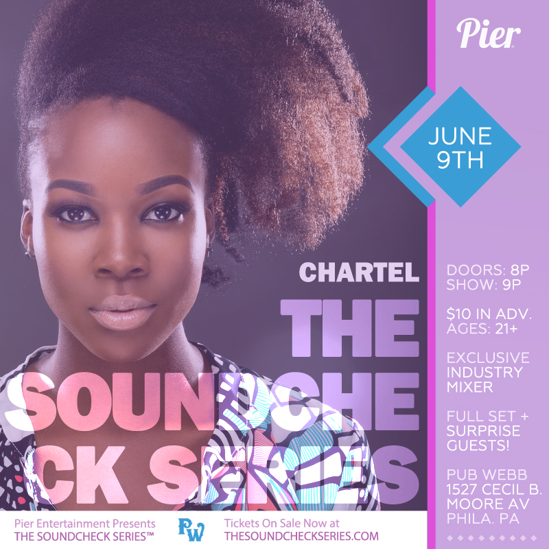 The Soundcheck Series: Chartel