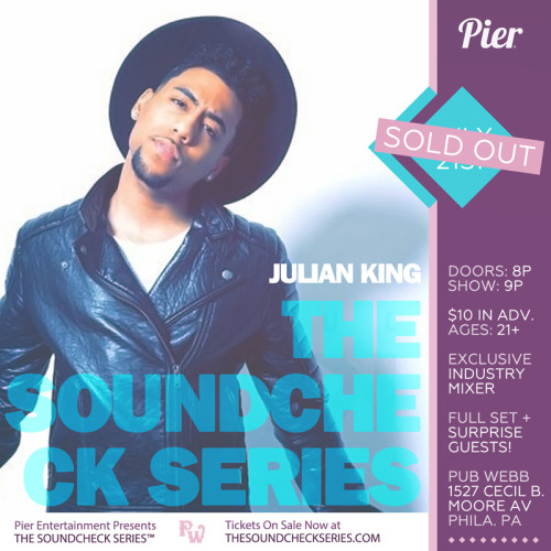 The Soundcheck Series: Julian King