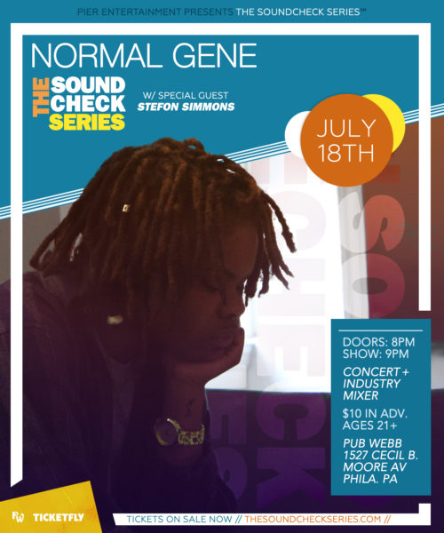 THE SOUNDCHECK SERIES: Normal Gene