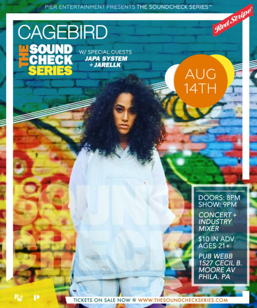 THE SOUNDCHECK SERIES: CAGE BIRD