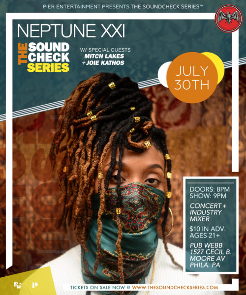 THE SOUNDCHECK SERIES: Neptune XXI