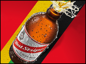 Red Stripe®